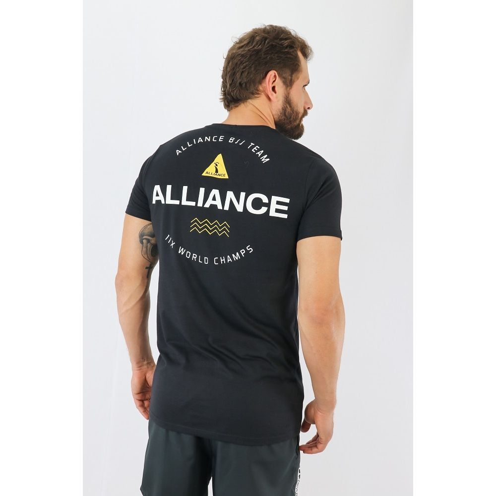 Camiseta-Alliance-Token-Preto