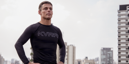 Rash Guard Masculina Mobile